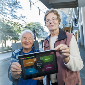 Irish smart tablet designed for older people proves to be lifeline for 'cocooners'