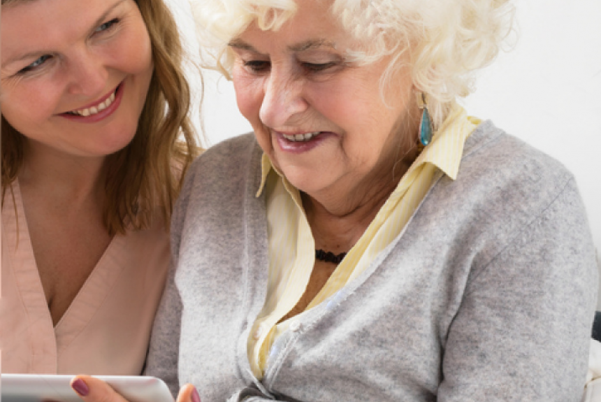 Tech review: Acorn tablet connects up older generation