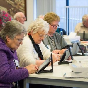 Tablets for older Limerick citizens