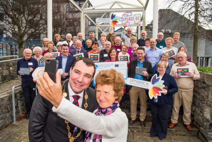 Tablets all round from Age Friendly Limerick